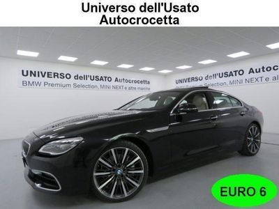 brugt BMW 640 d xDrive Gran Coupé Luxury Auto EURO 6