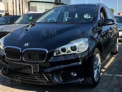 usata BMW 216 Serie 2 Gran Tourer d Advantage del 2016 usata a Moncalieri