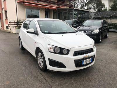 usata Chevrolet Aveo GPL 2012 NEO PATENTATI