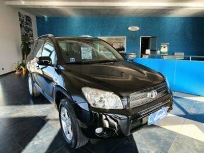 usata Toyota RAV4 2.2 td 136CV Sol