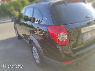 usata Chevrolet Captiva 2.4 2WD GPL Eco Logic