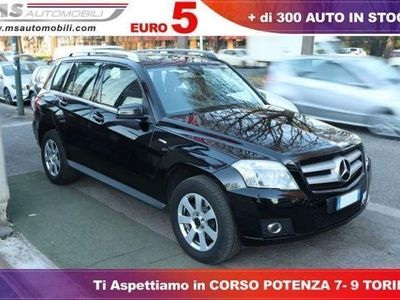 gebraucht Mercedes GLK220 CDI 4Matic BlueEFFICIENCY Unicoproprietario
