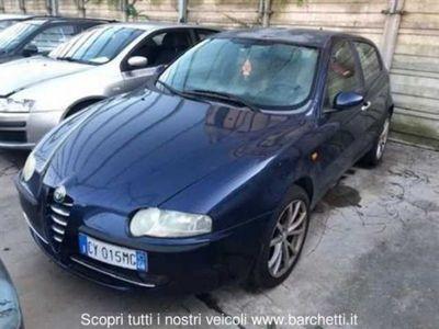 usata Alfa Romeo 147 1.6i 16V T.S. (105 CV) cat 5p. Prog.
