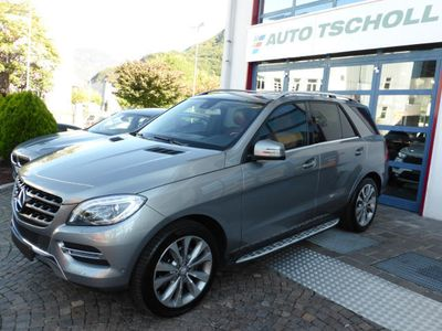 "usata Mercedes ML350 BlueTEC 258Cv 4MATIC 7G-Tr. Airmatic Xenon 20"" E6"