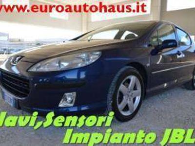 used Peugeot 407 2.0 hdi executive diesel