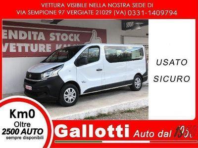 usata Fiat Talento 1.6 TwinTurbo MJT 125CV PL Combi 12q+IVA