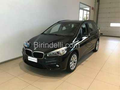 usata BMW 218 Gran Tourer d Luxury
