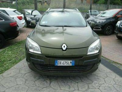 usata Renault Mégane 1.5 dCi 110CV SporTour Luxe