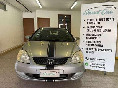usata Honda Civic 1.6 16V VTEC cat 3 porte ES
