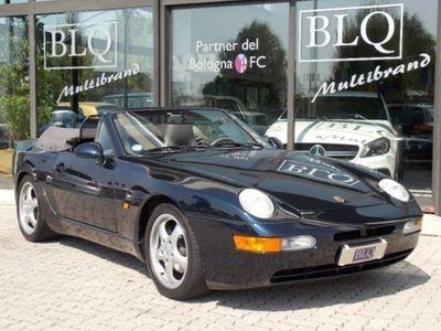 usado Porsche 968 cat Cabriolet TT2