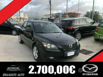 usata Mazda 3 31.6 TD 16V 109CV Hot