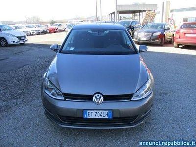 usata VW Golf VII 1.6 TDI Comfortline Business 5 PORTE BERLINA