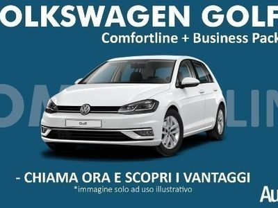 gebraucht VW Golf 1.6 TDI 110 CV COMFORTLINE BUSINESS PACK