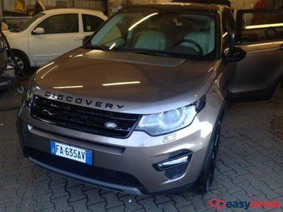 usata Land Rover Discovery Sport 2.2 SD4 SE