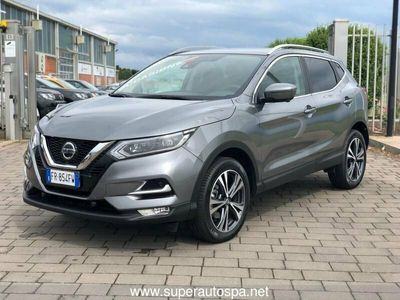used Nissan Qashqai 1.6 dci N-Connecta 2wd 130cv