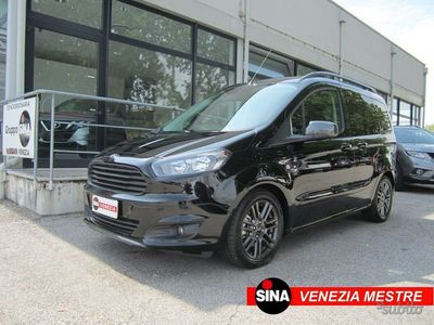 used Ford Tourneo Courier 1.5TDCI Sport #Euro6B#Pr...