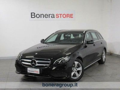 usata Mercedes E220 ClasseBusiness Sport 9G-Tronic Plus