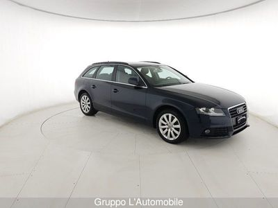 usata Audi A4 IV 2007 Avant avant 2.0 tdi Advanced multitronic