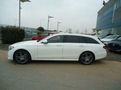 usata Mercedes E220 S.W. Auto Premium