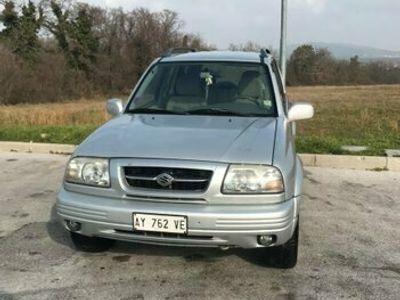 usata Suzuki Grand Vitara 2000 BENZINA SW 4x4