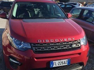 usado Land Rover Discovery Sport 2.0 TD4 150 CV SE