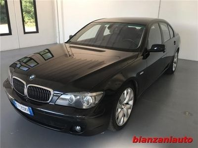 usata BMW 745 Serie 7 (E65/E66) cat Futura SUPER FULL