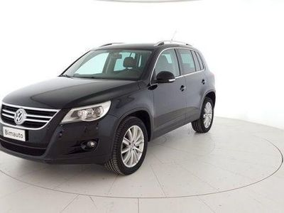 brugt VW Tiguan 2.0 TDI DPF 4motion tiptronic Sport & Style