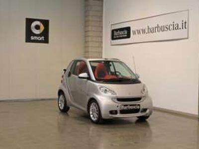 usata Smart ForTwo Cabrio 2ª serie 1000 52 kW MHD passion