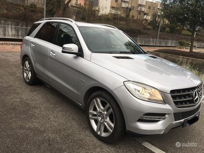 usata Mercedes ML350 CDI 4 matic PREMIUM bluetec E 6