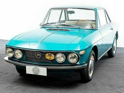 usata Lancia Fulvia Coupé prima serie 1968