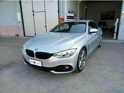 usata BMW 420 Serie 4 Cabrio(F33) d Cabrio Msport