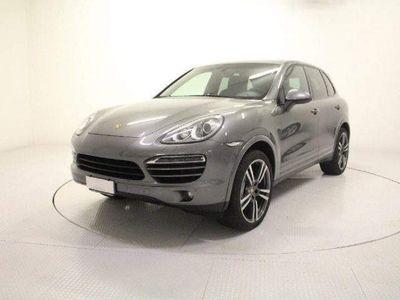 usata Porsche Cayenne 3.0 Diesel Platinum Edition