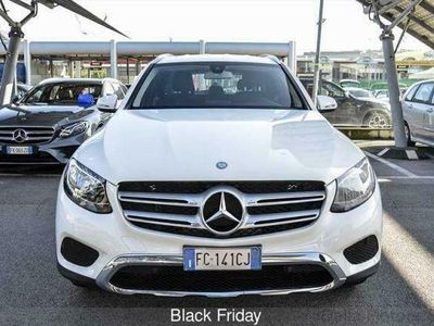 usata Mercedes GLC220 - X253 Diesel d Executive 4matic auto