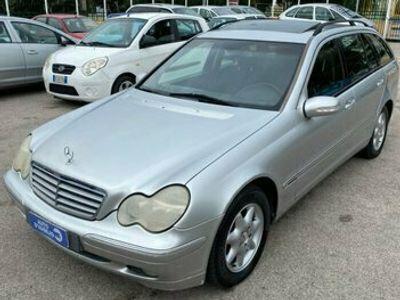 usata Mercedes C220 CDI Anno 2004 Full AUTOMATICA