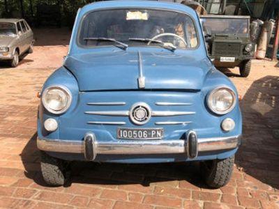 usado Fiat 600D Anni 60