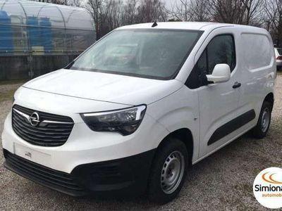 usata Opel Combo Cargo 1.2 Benzina 110CV S&S PC 650kg Edition