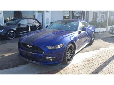 brugt Ford Mustang GT Fastback 5.0 V8 TiVCT aut.
