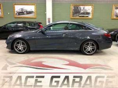 usata Mercedes E350 Coupé BlueTEC Auto Premium AMG *GARANZIA 12 MESI* Diesel