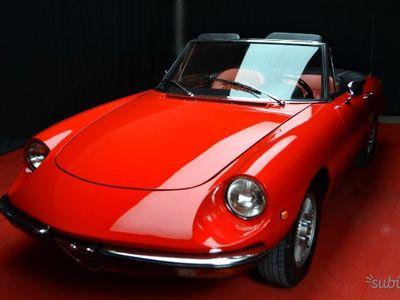 usado Alfa Romeo GT Junior Spider 1600 anno 1974, cert ASI