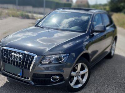 used Audi Q5 2.0 Diesel la VERA doppio S line quattro