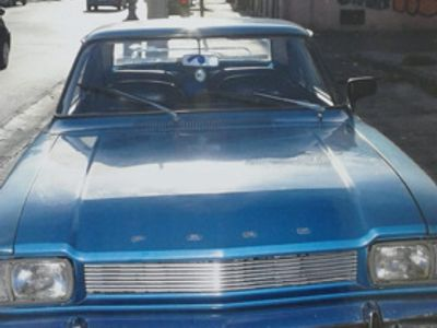 used Ford Capri 1.3 xl