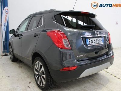 usata Opel Mokka X 1.6 CDTI Ecotec 136CV 4x2 Innovation