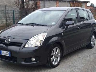 usata Toyota Corolla Verso 2.2 16V D-4D DPF 7pti