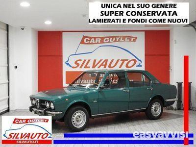 usado Alfa Romeo Alfetta 1800 scudo stretto i^ serie - iscritta asi con crs benzina