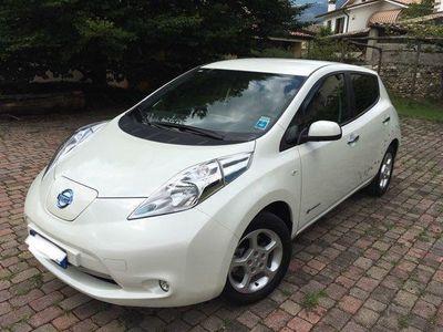 usata Nissan Leaf Enel Edition 30KWh