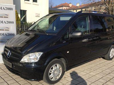 used Mercedes Vito 2.2 116 CDI Kombi Shuttle Compact 7 POSTI