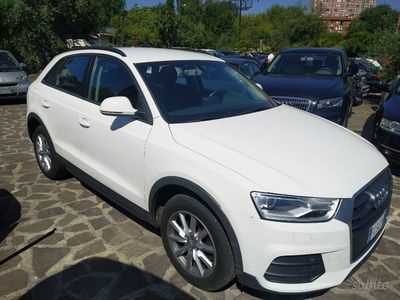 używany Audi Q3 2.0 TDI 150 CV quattro S tronic Business rif. 11426686