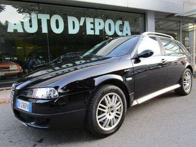 usata Alfa Romeo Crosswagon 156 1.9 JTD 16VQ4 XENO, GANCIO TRAINO