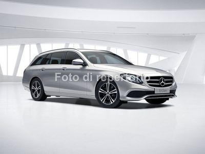 usado Mercedes E220 CLASSE E SWAuto 4MATIC SW Business Sport