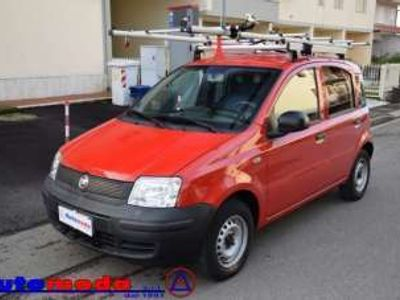 usata Fiat Panda 1.3 MJT Van 2 posti Allestita Diesel